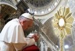 Hora Mundial de Adoración Eucaristica.