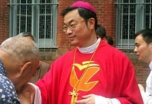 Lanzan campaña para liberar al Obispo de Shanghai en China