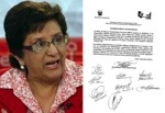 Congresista abortista denuncia a ACI Prensa por «campaña difamatoria»