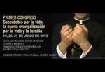 Anuncian primer Congreso de sacerdotes y seminaristas por la vida en México