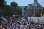 Recordatorio de la peregrinación a la Basílica de Guadalupe.