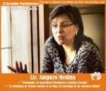 La conversión de Amparo Medina: Denuncia el plan de la ONU «mi trabajo era destrozar la fe de los católicos».