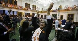 Texas  prohibe el aborto a partir de 20 semanas de gestación.