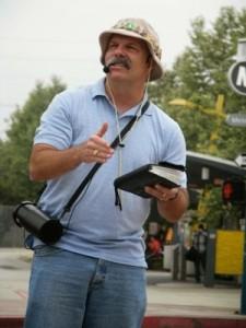 Arrestan a evangélico pro familia por decir que la homosexualidad «es un pecado»