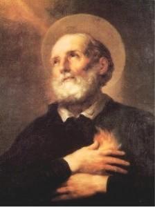 Hoy celebramos a San Felipe Neri.