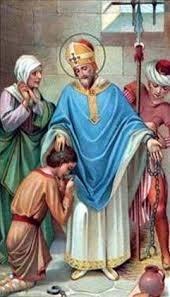 Paulino de Nola, Santo Obispo, Junio 22