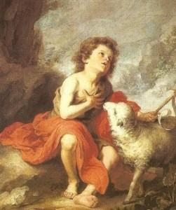 San Juan Bautista patrón de la provincia de Quebec.