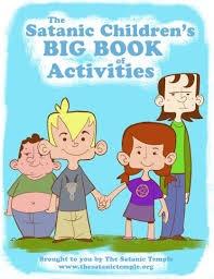 Satánicos en Florida entregarán libros para colorear en las escuelas públicas