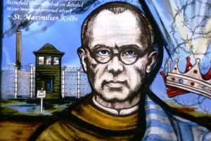 San Maximiliano Kolbe, Loco de la Inmaculada