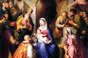 Feliz Navidad y santo año nuevo