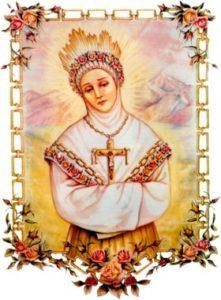 Novena a Nuestra Señora de la Salette.