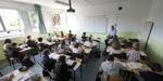 Seis estudiantes entre 11 y 12 años de edad son enviados al hospital al desmayarse,durante una clase de educación gráfica en Borken, Alemania.