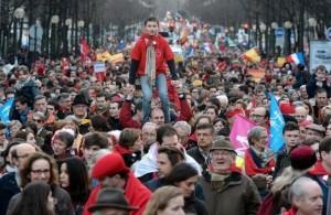 Los provida, 40.000; los abortistas, 200: éxito mediático español de la Marcha por la Vida en París – ReL