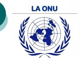 Pederastia, violaciones, prostitución, genocidio, tráfico de drogas y la mayor corrupción mundial. ¡Eso es Naciones Unidas!