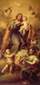 Hoy la Iglesia celebra a San José, el castísimo esposo de la Virgen María
