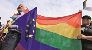 Europa bajo la influencia del lobby gay. El  LGBT posee un poderoso lobby en Estrasburgo
