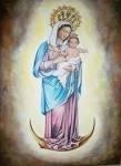 Nuestra Señora del Rosario de Chinquinquirá.