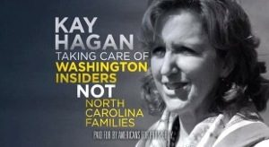 Agrupaciones pro-abortistas dedican $6 millones para apoyar la candidata abortista Kay Hagan