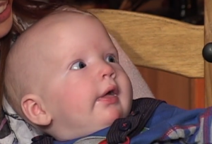 Una pareja dijo no al aborto, a pesar del diagnóstico. ¡El bebé nació completamente sano!