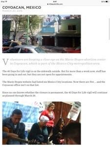 ¿El centro de extermino MS cerró sus puertas en Coyoacán México?