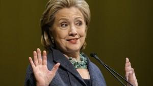 Hillary Clinton quiere obligar a los partidarios de la tradición a aceptar el aborto