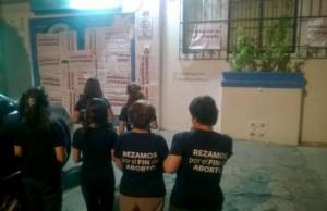 ¡Gloria a Dios, Viva Cristo Rey, Viva la Santísima Virgen de Guadalupe! 2 centros de exterminio prenatal fueron cerrados.