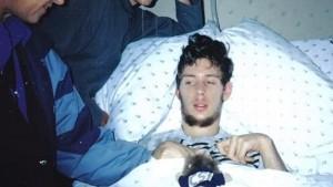 hombre que pasa 12 años en coma – estaba consciente de «todo»-