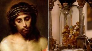 Se repitió El milagro de la Santa Espina en Viernes Santo.