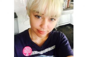 Miley Cyrus apoya a Planned Parenthood