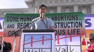 Ex-abortero: el aborto es una barbaridad y no tiene lugar en ninguna sociedad civilizada